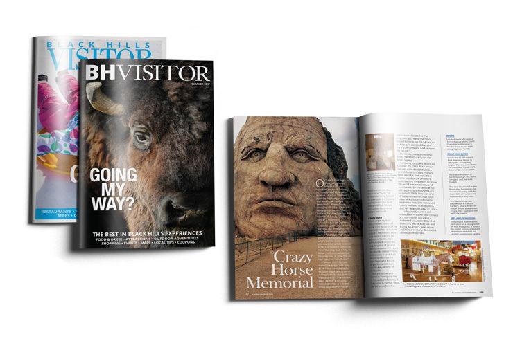 Black Hills Visitor Magazine