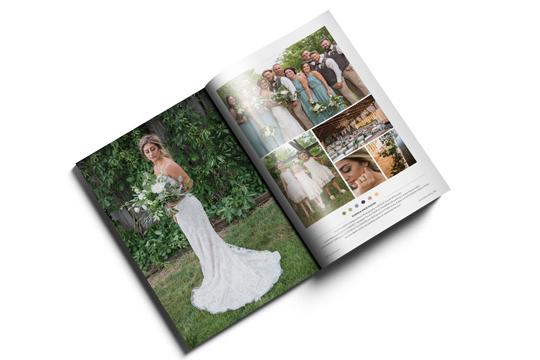 North Dakota Prairie Bride