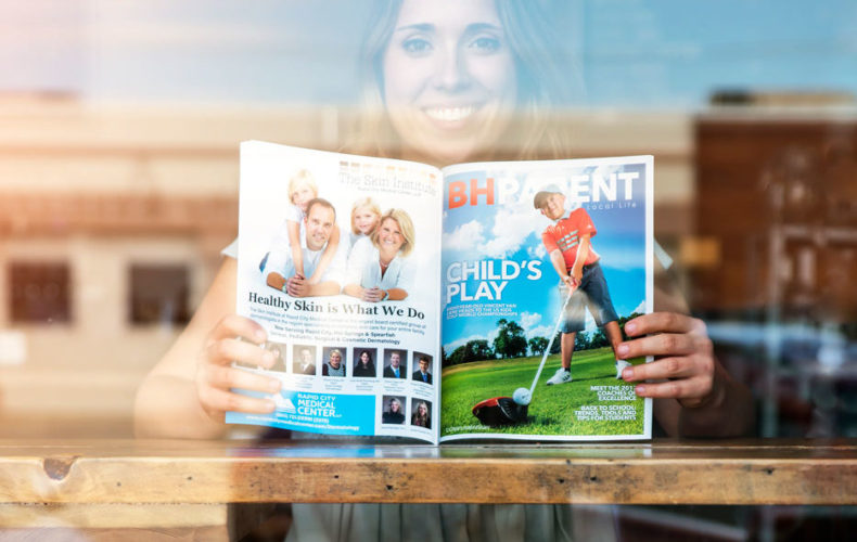 Fall 2017 BHParent Magazine is Here