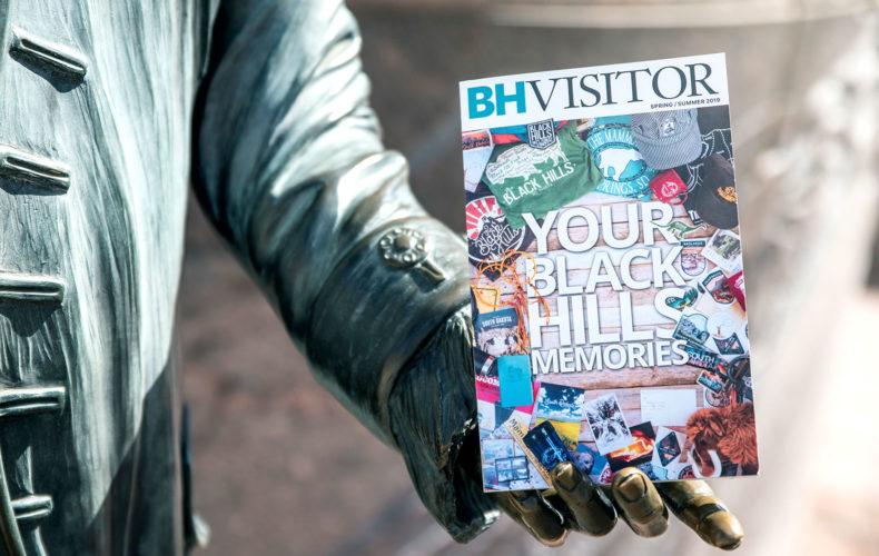 Spring-Summer Black Hills Visitor Magazine