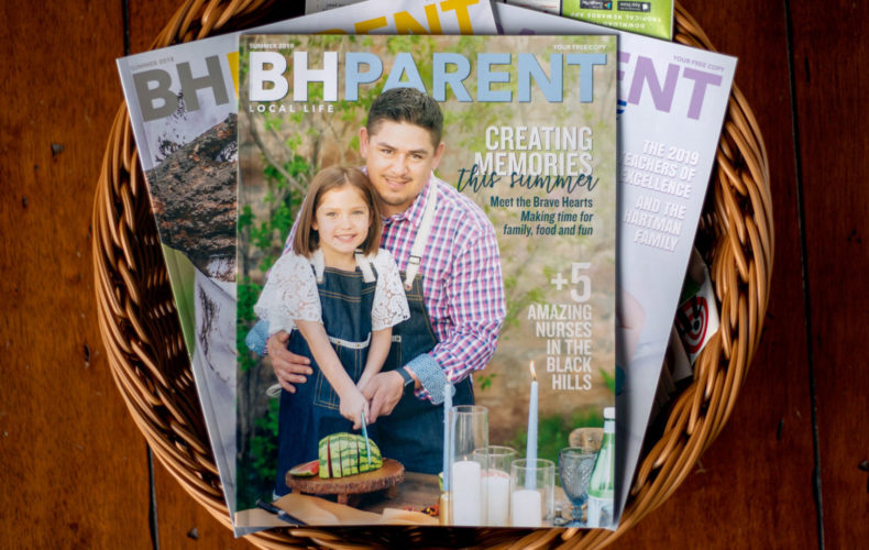 Summer Issue of Black Hills Parent Magazine is Here!